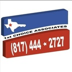 1st Choice Associates - Azle, TX, USA