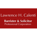 The Law Office of Lawrence H. Calenti - Toronto, ON, Canada