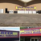 Greer Appliance Warehouse - Greer, SC, USA