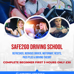 Safe2go Driving School - BISHOP AUCKLAND, County Durham, United Kingdom