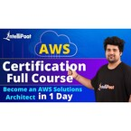 AWS Training Intellipaat - Harrow, Middlesex, United Kingdom