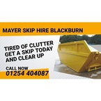 Mayer Skip Hire Blackburn - Darwen, Lancashire, United Kingdom