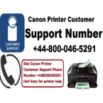 Dial +44-8000465291 Canon Printer Support Number