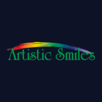 Longmont CO dentist Artistic Smiles Logo