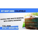 BT Skip Hire Sutton Coldfield - Birmingham, West Midlands, United Kingdom
