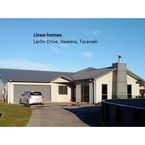 linea-homes. Larlin Drive, Hawera, Taranaki by BuildtechNZ home builders