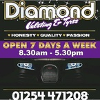 Diamond Valeting and Tyres - Darwen, Lancashire, United Kingdom