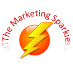 The Marketing Sparkie Logo