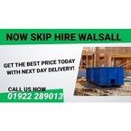 Now Skip Hire Walsall - Walsall, West Midlands, United Kingdom