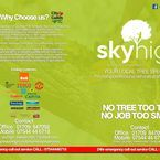 Sky High Tree Services & Ground Maintenance - Rotherham, South Yorkshire, United Kingdom