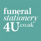 Funeral Stationery 4U Logo