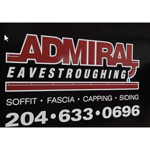 Admiral Eavestroughing Inc - Winnipeg, MB, Canada