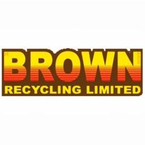 Brown Recycling logo