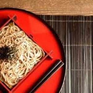 Japanese soba noodles - Sandpoint, ID, USA