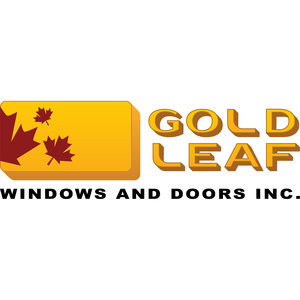 Gold Leaf Windows and Doors Logo