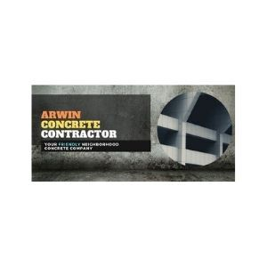 Arwin Concrete Contractor - Irving, TX, USA