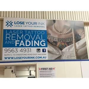 Lose Your Ink Laser Tattoo Removal - Malvern East, VIC, Australia