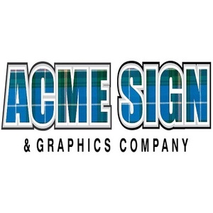 Acme Sign & Graphics Co - Dartmouth, NS, Canada