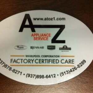 A to Z Appliance Repair Amelia - Amelia, OH, USA