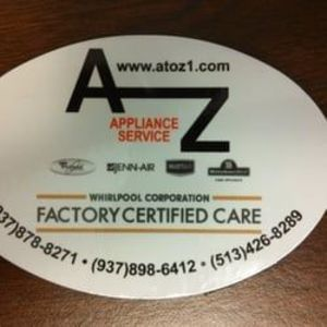 A to Z Appliance Repair Cincinnati - Cincinnati, OH, USA