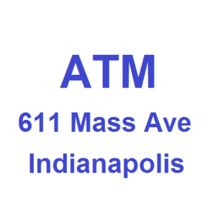 ATM Mass Ave - Indianapolis, IN, USA