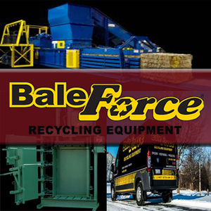 Baleforce Recycling Equipment - Milton, ON, Canada
