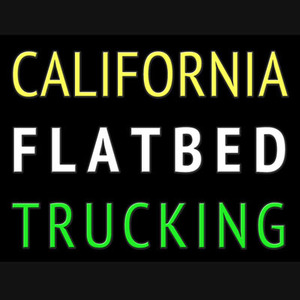 Flatbed Truck Services California