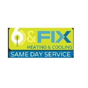 6 & Fix Heating & Cooling - Raleigh, NC, USA