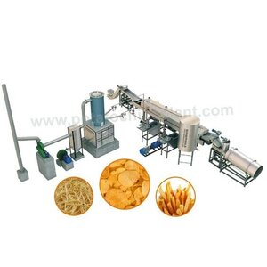 Fully Automatic Potato Chips Production Line Manuf - Ahmedabad, NU, Canada
