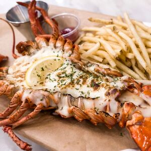 Hawkes\' Lobster - Harpswell, ME, USA