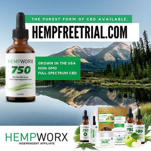 Hempworx Hemp and CBD Oil - Morrisville, VT, USA