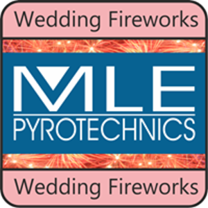Wedding Fireworks by MLE Pyrotechnics - Daventry, Nottinghamshire, United Kingdom