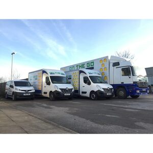On The Go Removals - Chesterfield, Derbyshire, United Kingdom