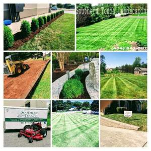 Southern Touch Lawn and Landscaping LLC - Lynchburg, VA, USA