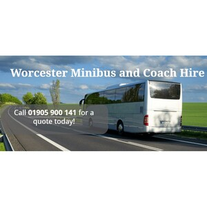 Worcester Minibus and Coach Hire - Worcester, Worcestershire, United Kingdom