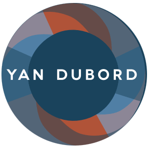 Yan Dubord Massage Therapist Logo