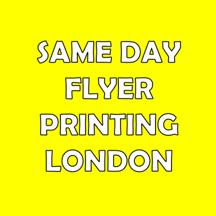 Same day flyer printing london same day delivery for Same day t shirt printing